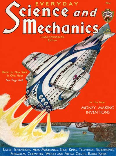 Everyday Science and Mechanics!